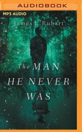 The Man He Never Was: A Modern Reimagining of Jekyll & Hyde - unabridged audiobook on MP3-CD