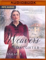 The Weaver's Daughter: A Regency Romance Novel - unabridged audiobook on MP3-CD