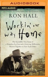 Working Our Way Home - unabridged audiobook on MP3-CD
