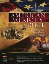 NKJV American Patriot's Bible, hardcover