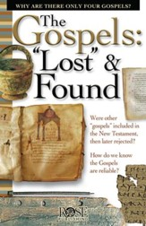 The Gospels: Lost and Found - eBook