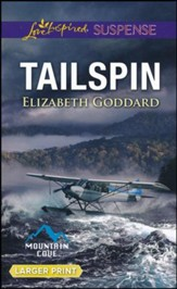 Tailspin, Large Print