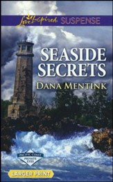 Seaside Secrets, Large Print