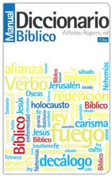 Diccionario Manual Bíblico   (Biblical Dictionary Manual)