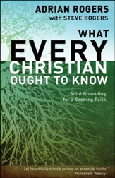 What Every Christian Ought to Know: Solid Grounding for a Growing Faith, Trade Paper