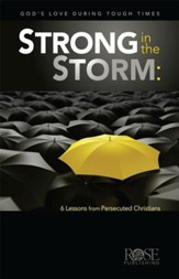 Strong in the Storm - eBook
