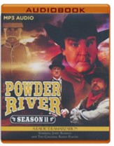 Powder River - Season Eleven: A Radio Dramatization - unabridged audiobook on MP3-CD