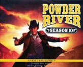 Powder River - Season Ten: A Radio Dramatization - unabridged audiobook on CD