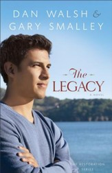 The Legacy (The Restoration Series Book #4): A Novel - eBook