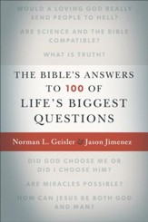 The Bible's Answers to 100 of Life's Biggest Questions - eBook