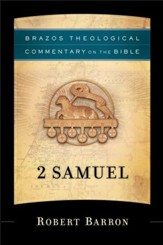2 Samuel (Brazos Theological Commentary on the Bible) - eBook