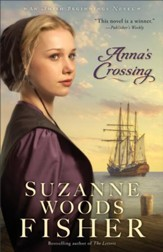 Anna's Crossing: An Amish Beginnings Novel - eBook