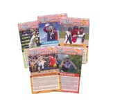 MEGA Sports Camp: Sports Flash Newspaper (pkg of 5)