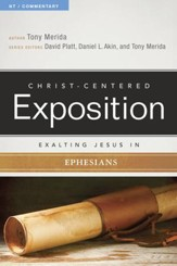 Exalting Jesus in Ephesians - eBook