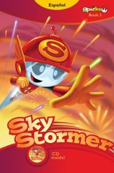 SkyStormer Manual de Sparks con CD (Handbook with CD, Year 3)