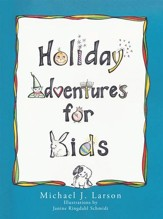 Holiday Adventures for Kids - eBook