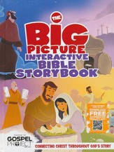 The Big Picture Interactive Bible Storybook: Connecting Christ Throughout God's Story - Slightly Imperfect