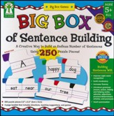 Big Box of Sentence Building Game