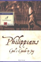 Philippians: God's Guide to Joy, Fisherman Bible Studies