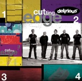 Cutting Edge Volumes 1-4, 2 Vinyls
