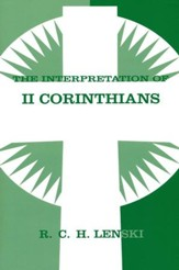 Interpretation of II Corinthians