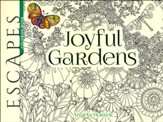 Joyful Gardens Coloring Book