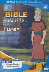 Animated Bible Classics: Daniel, DVD  - Slightly Imperfect