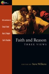 Faith and Reason: Three Views - eBook