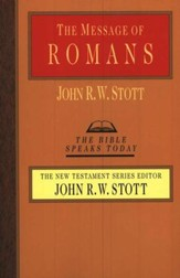 The Message of Romans: God's Good News for the World - eBook