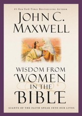 Walking with the Giants: Lessons on Life and Leadership from Women in the Bible - eBook