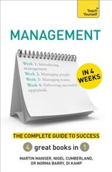 Management in 4 Weeks: The Complete Guide to Success: Teach Yourself / Digital original - eBook