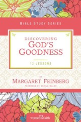 Discovering God's Goodness - Slightly Imperfect