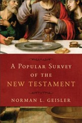A Popular Survey of the New Testament - eBook