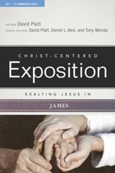 Exalting Jesus In James - eBook