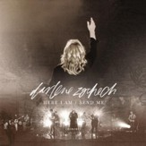 Here I Am Send Me (Live), CD/DVD