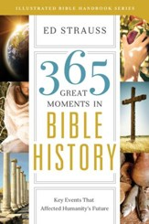 365 Great Moments in Bible History: Key Events That Affected Humanity's Future - eBook