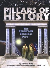 Pillars of the Hebrew Nation, Part 1: A Bible History Course for Grades K-8