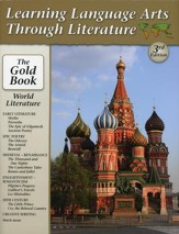 Learning Language Arts Through  Literature: The Gold Book -  World Literature, 3rd Edition