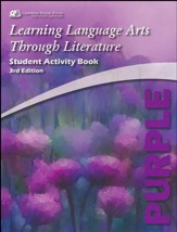 Learning Language Arts Through  Literature Student Activity Book: The Purple Book (Grade 5; 3rd Edition)