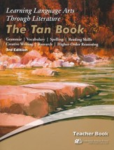 Learning Language Arts Through  Literature, Grade 6,  Teacher's Edition (Tan; 3rd Edition)