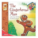 Brighter Child Keepsake Story: The  Gingerbread Man
