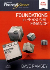 Foundations in Personal Finance Homeschool DVD/CD-Rom