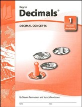 Key To Decimals, Book #1