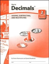 Key to Decimals, Book #2