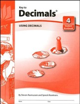 Key To Decimals, Book #4