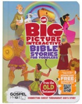 The Big Picture Interactive Bible Stories for Toddlers from the Old Testament