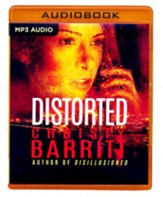 Distorted - unabridged audio book on MP3-CD