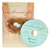 One Thousand Gifts: A DVD Study: A Dare to Live Fully Right Where You Are - Slightly Imperfect
