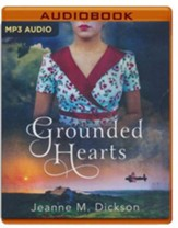 Grounded Hearts - unabridged audio book on MP3-CD