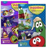VeggieTale Super Comics, Volumes 1 & 2